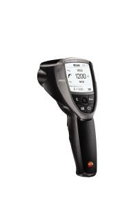 testo 835-T2 - Высокотемпературный ИК-термометр с 4-х точечным лазерным целеуказателем (оптика 50:1)