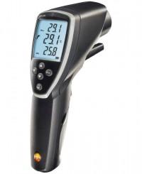 testo 845 - Инфракрасный термометр с переключаемой оптикой (75:1)