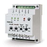 Электронный переключатель фаз ПЭФ-301