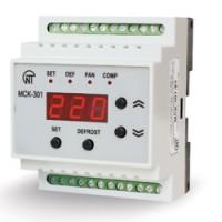 Контроллер управления температурными приборами МСК-301-33
