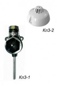 Термометр сопротивления Кл3-1, 3-2 (датчик температуры воздуха)