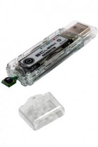 Регистратор температуры и влажности EClerk-USB-RHT