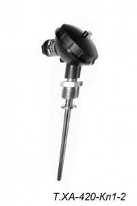 Датчики температуры жидкости и сыпучих сред Т.п/п-420-Кл1-2, Т.ХА-420-Кл1-2