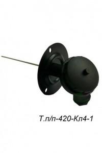 Датчик температуры воздуховода Т.п/п-420-Кл4-1
