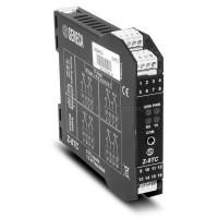 Seneca Z-8ТС - Преобразователь сигналов термопар с шестью гальваническими развязками