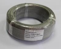 Высокотемпературный термопарный кабель K-FB-FB-SSB-24 (2*1/0,5)