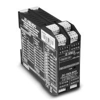 Модуль дискретного ввода/вывода 16 входов/8 выходов с протоколом ModBus/CANopen ZC-16DI-8DO