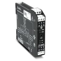 Модуль вывода аналогового сигнала с протоколом ModBUS-RTU 3-х канальный Z-3AO