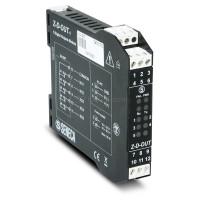Модуль вывода дискретных сигналов с протоколом ModBUS-RTU Z-D-OUT