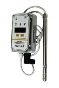 Измеритель влажности и температуры электронный Ивит-М.T