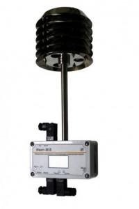 Измеритель влажности и температуры электронный Ивит-М.Е