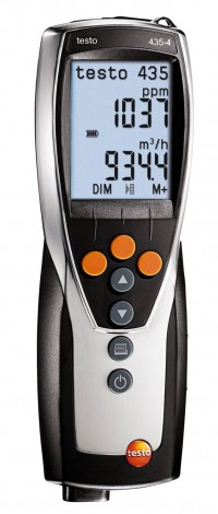 testo 435-4 - Многофункциональный измерительный прибор
