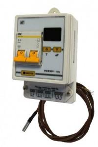 Терморегулятор Ратар-02А-1 для необслуживаемых помещений