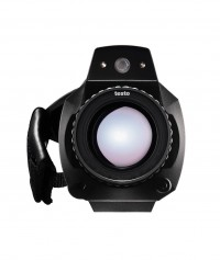 Комплект testo 890-2 - тепловизор с супер-телеобъективом и дополнительным объективом