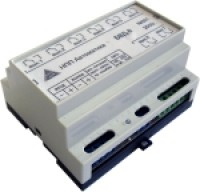 Блок вывода аналоговых сигналов четырёхканальный  БВА-4