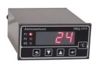 Прибор контроля цифровой с универсальным входом для измерения тока, напряжения, сопротивления, температуры ПКЦ-1111