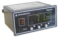 Приборы контроля цифровые четырёхканальный и восьмиканальный  ПКЦ-4; ПКЦ-8