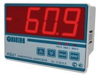 Измеритель цифровой одноканальный ИДЦ1