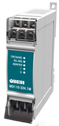 Модуль ввода параметров электрической сети МЭ110-224.1М