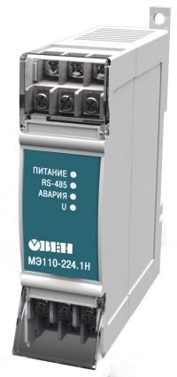 Модуль ввода параметров электрической сети МЭ110-224.1Н
