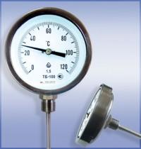 Термометры биметаллические ТБ специальное исполнение
