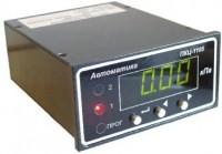 Приборы контроля давления цифровые  ПКД-1105